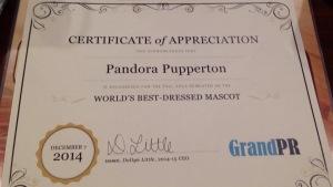 GPR award