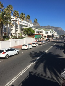 Camps Bay (the Hollywood of SA)